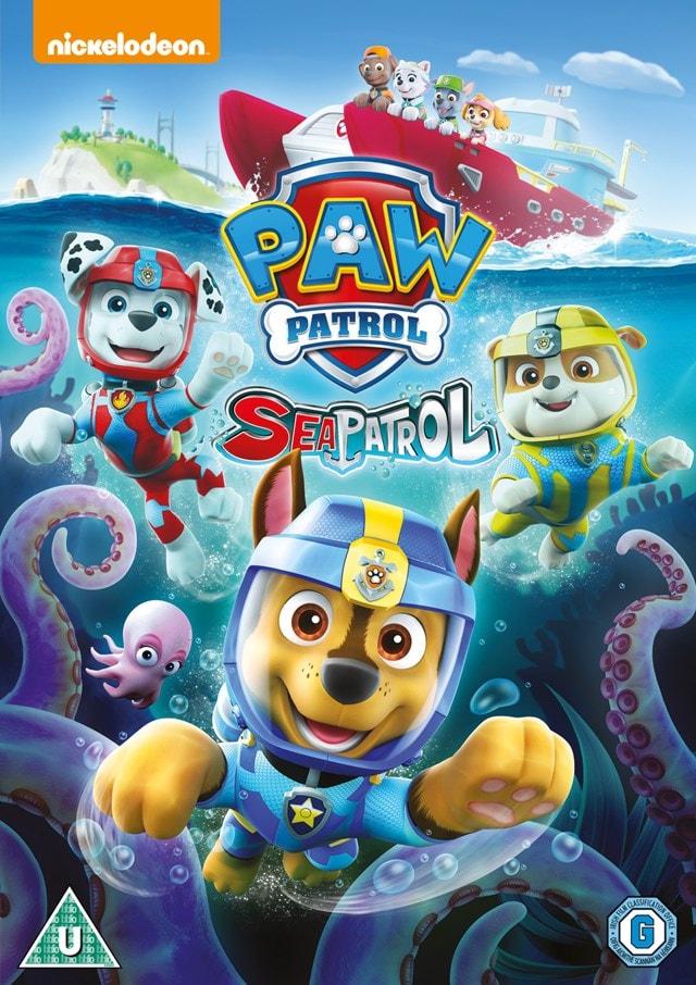 Paw Patrol: Sea Patrol - 1