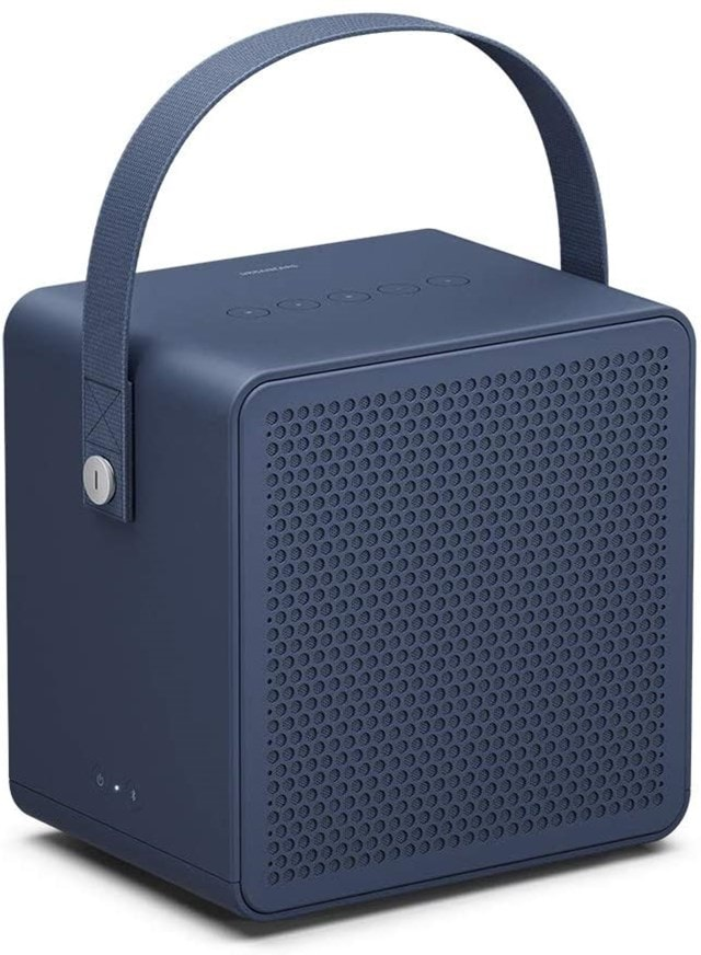Urbanears Ralis Slate Blue Bluetooth Speaker - 1