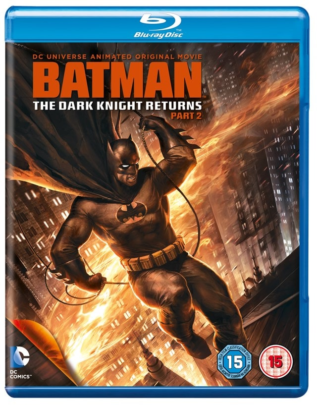 Batman: The Dark Knight Returns - Part 2 - 1