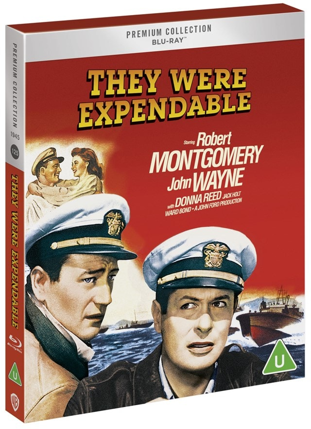 They Were Expendable (hmv Exclusive) - The Premium Collection - 3