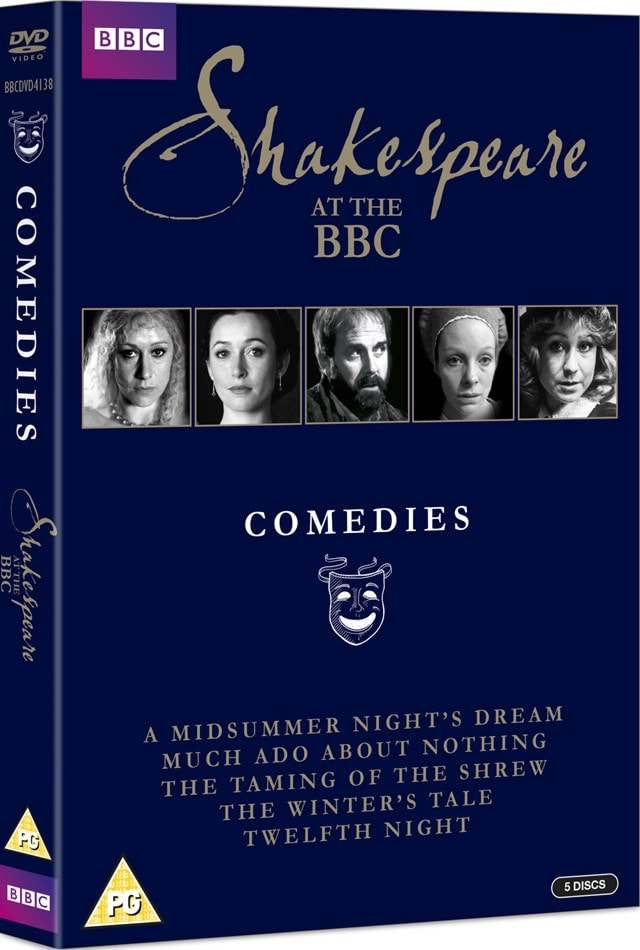 Shakespeare at the BBC: Comedies - 2