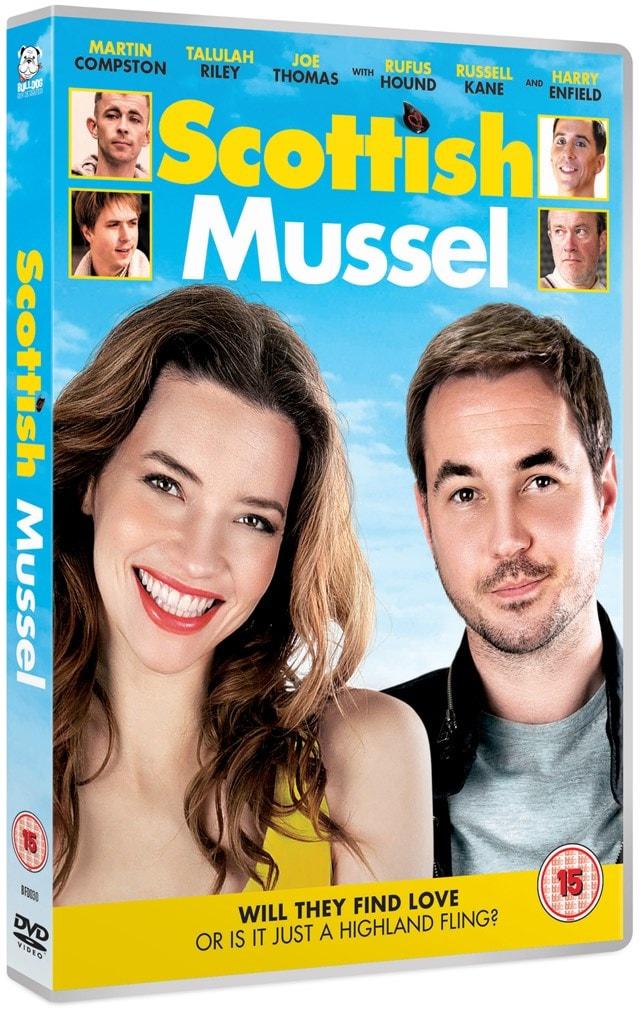 Scottish Mussel - 2