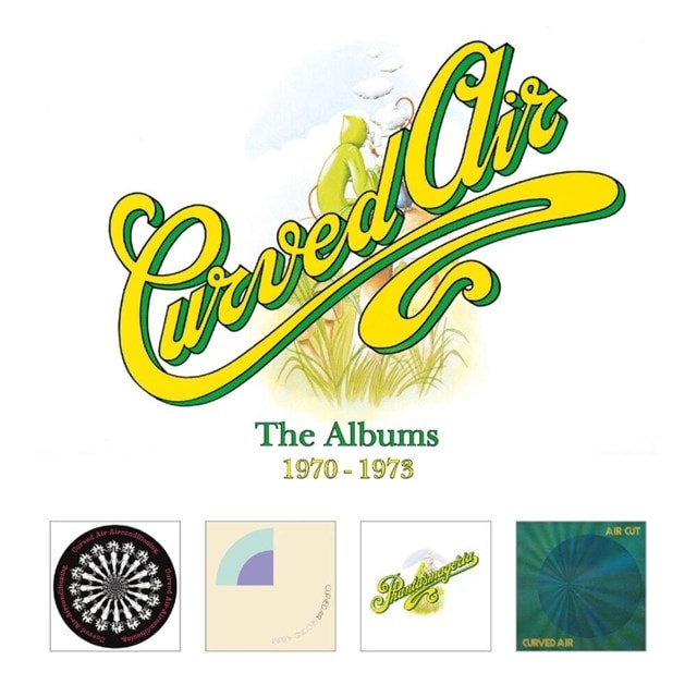 The Albums 1970-1973 - 1