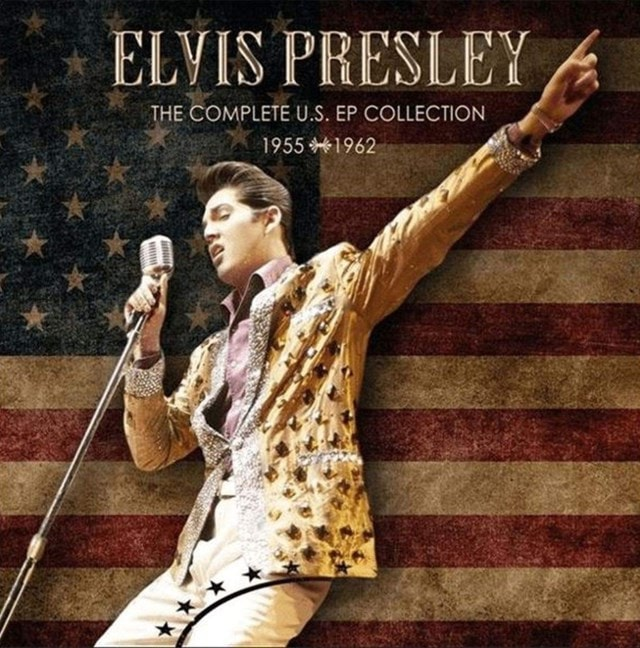 The Complete U.S. EP Collection 1955-1962 - 1
