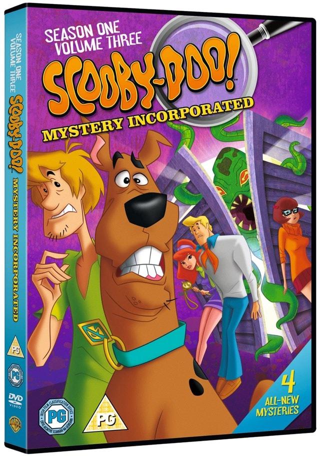 Scooby-Doo - Mystery Incorporated: Season 1 - Volume 3 - 2