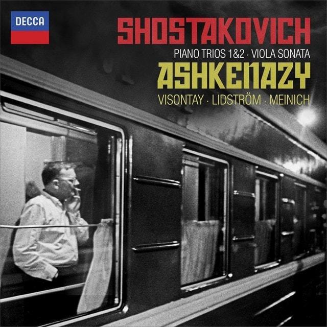 Shostakovich: Piano Trios 1 & 2/Viola Sonata - 1