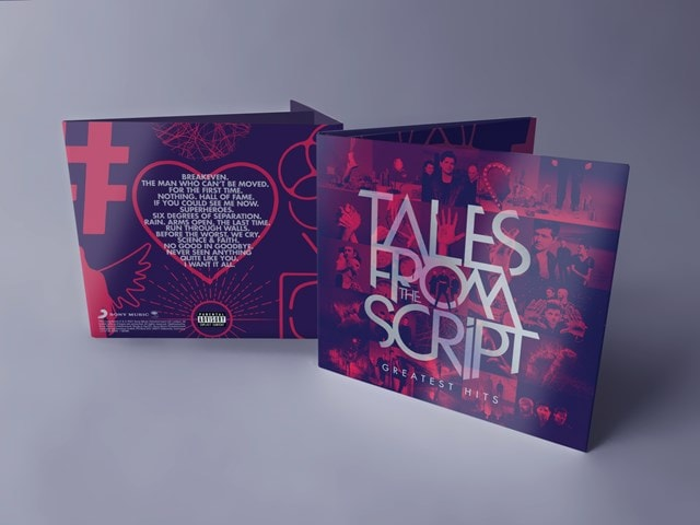 Tales from the Script: Greatest Hits - Limited Edition Softpack - 2
