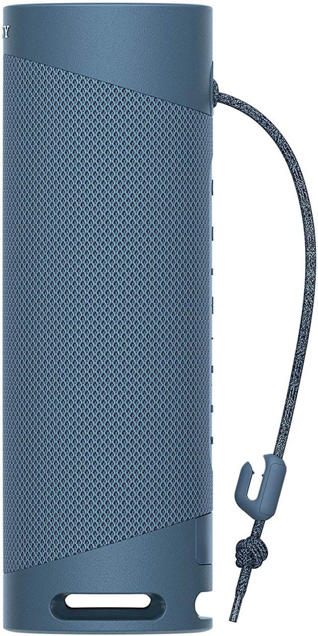 Sony SRSXB23 Blue Bluetooth Speaker - 2