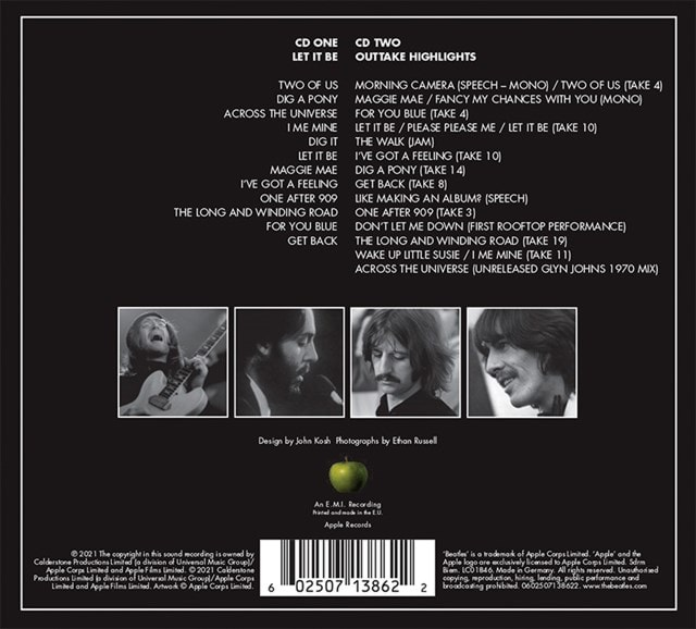 Let It Be: Special Edition - Deluxe 2CD - 2