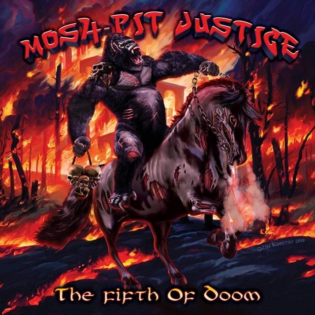 The Fifth of Doom - 1