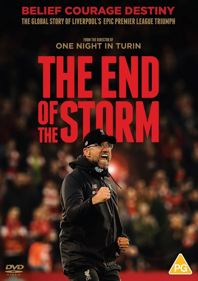 The End of the Storm - 1