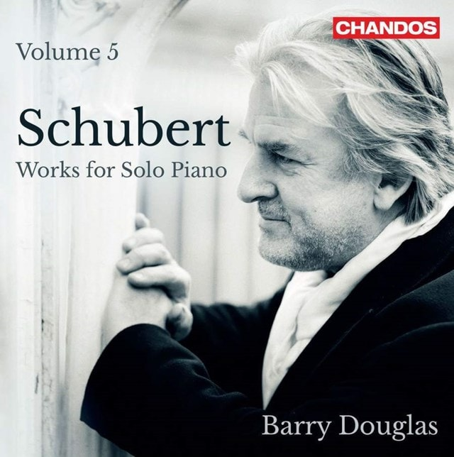 Schubert: Works for Solo Piano - Volume 5 - 1