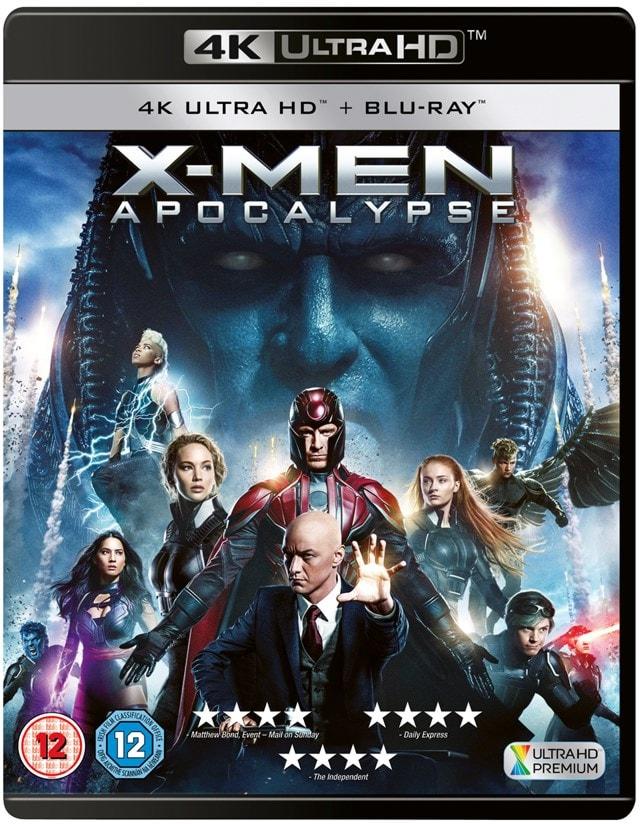 X-Men: Apocalypse - 1