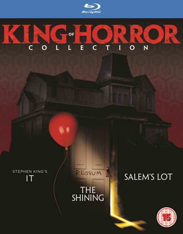 King of Horror Collection - 1
