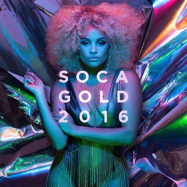Soca Gold 2016 - 1