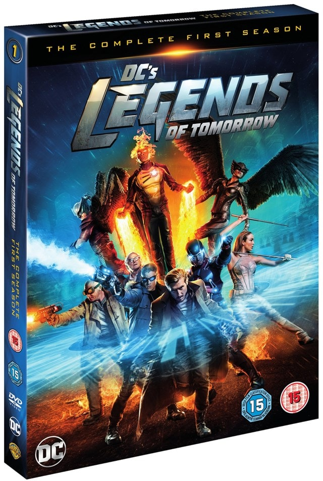 DC's Legends of Tomorrow: The Complete First Season - 2