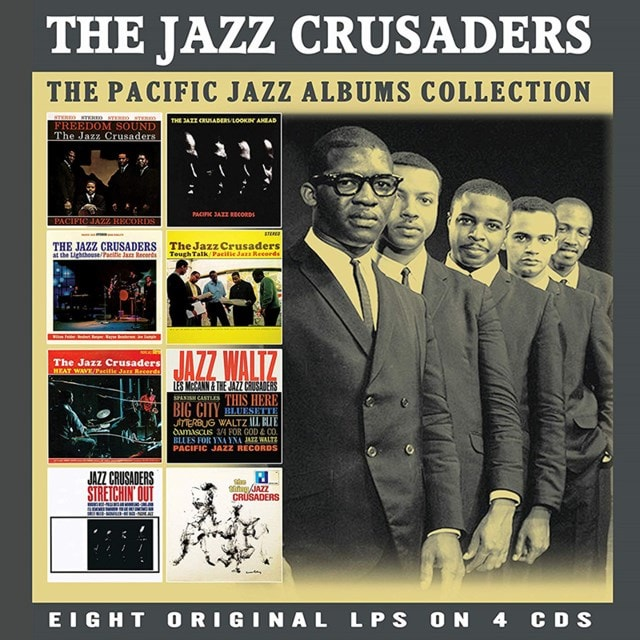 The Classic Pacific Jazz Albums - 1