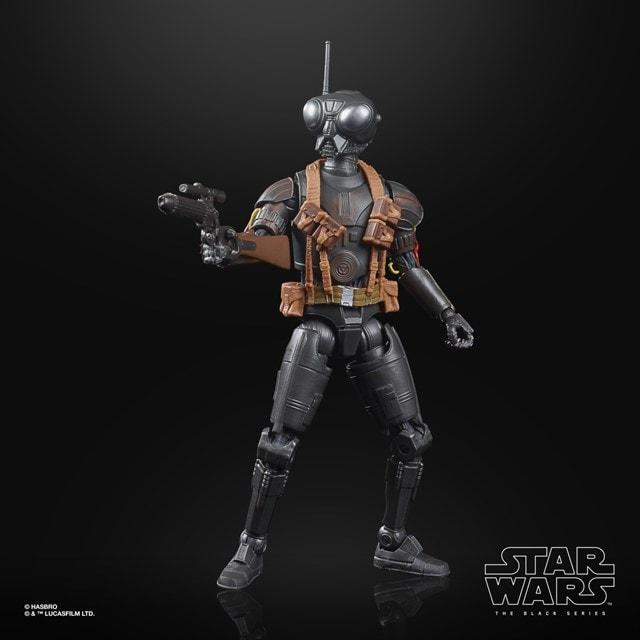 Q9-0: The Mandalorian: Star Wars Black Series Action Figure - 2