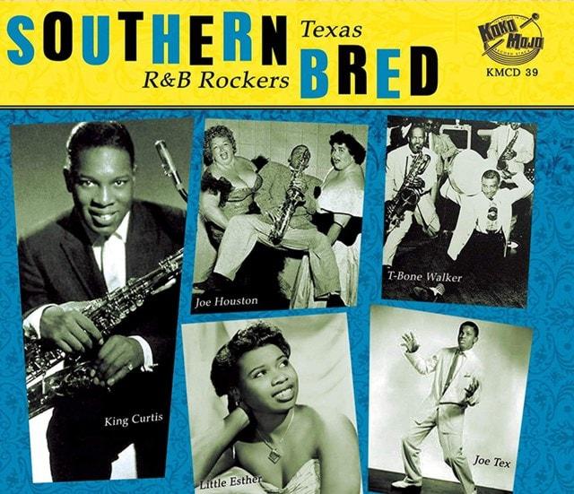 Southern Bred Texas R&B Rockers - Volume 2 - 1