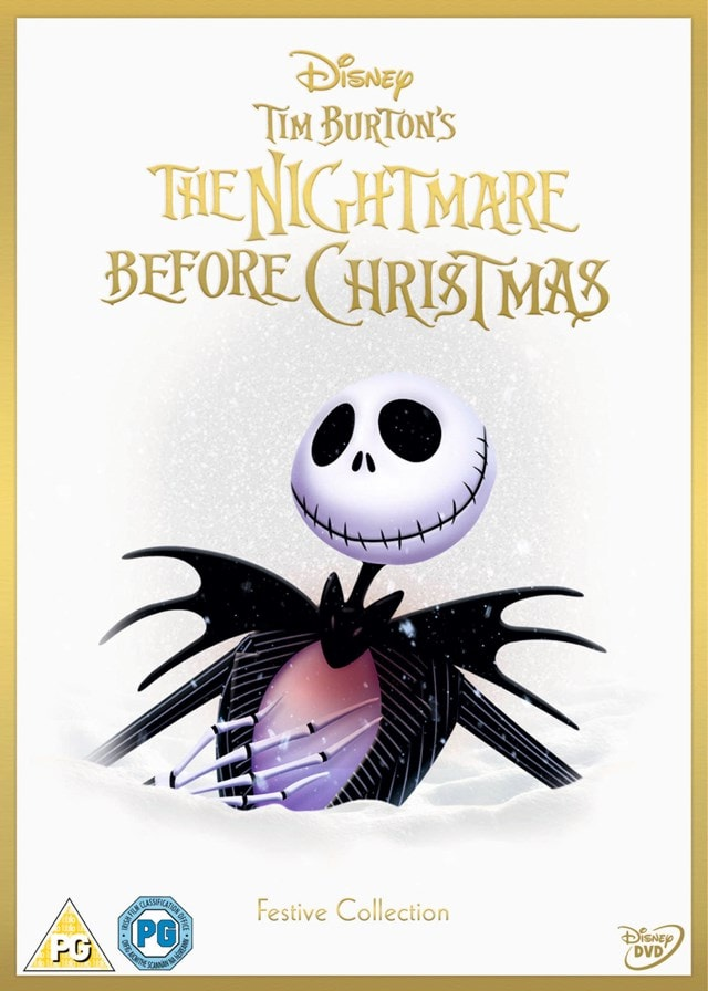 The Nightmare Before Christmas - 1