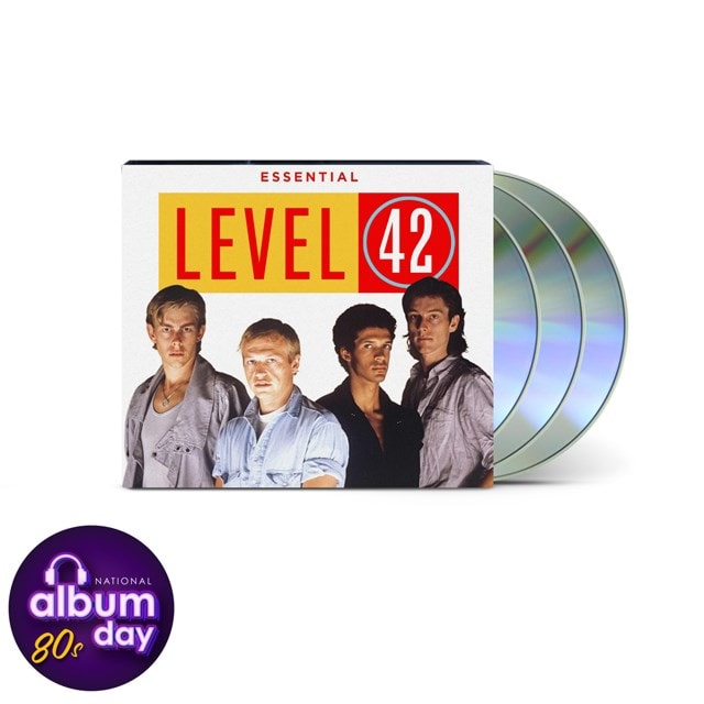 The Essential Level 42 - 1