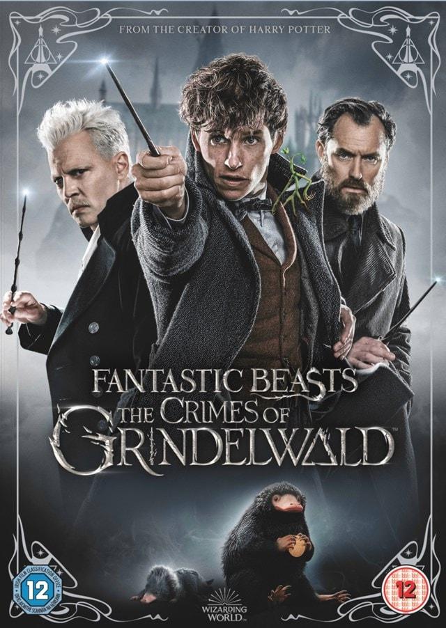 Fantastic Beasts: The Crimes of Grindelwald - 1