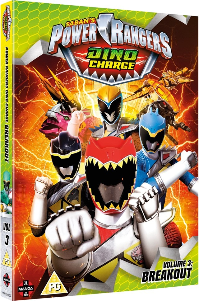 Power Rangers Dino Charge: Volume 3 - Breakout - 2