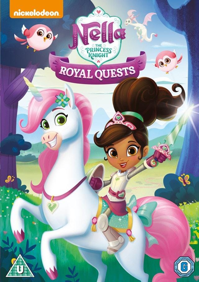 Nella the Princess Knight: Royal Quests - 1