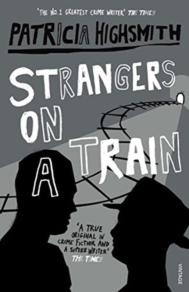 Strangers On A Train - 1