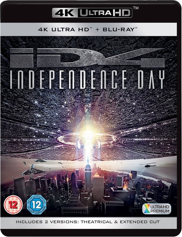 Independence Day: Theatrical and Extended Cut - 1