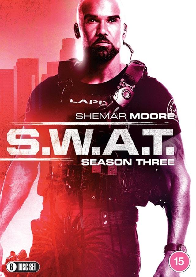S.W.A.T.: Season Three - 1