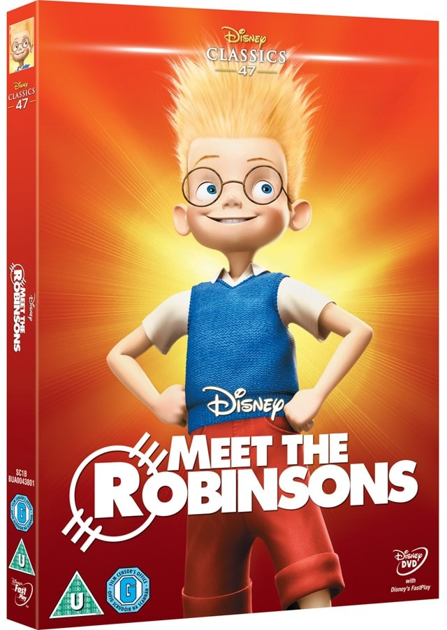 Meet the Robinsons - 2