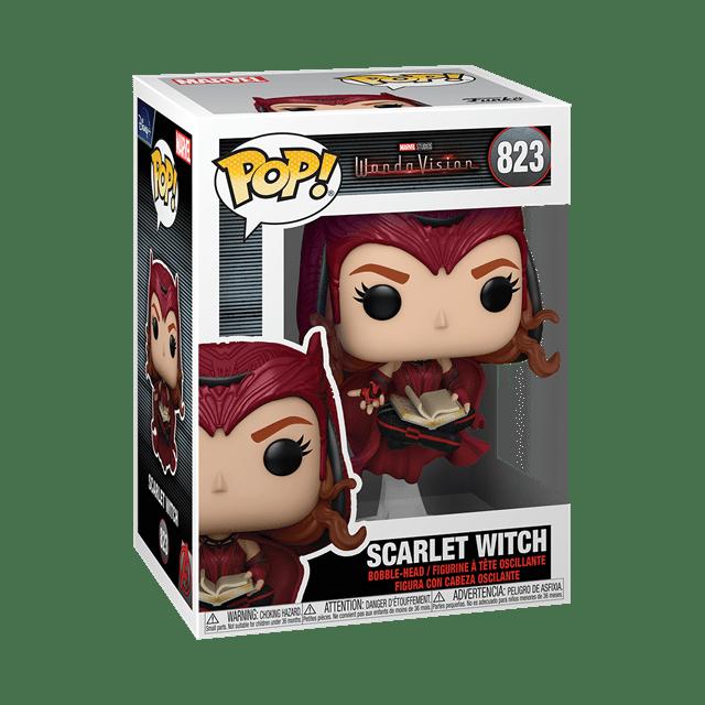Scarlet Witch (823) Wandavision: Marvel Pop Vinyl - 2