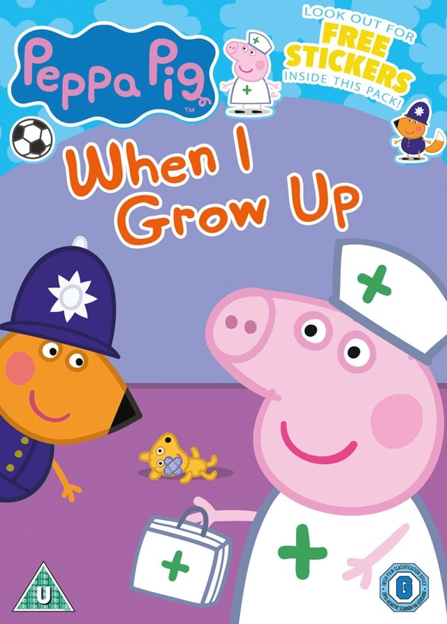 Peppa Pig: When I Grow Up - 1