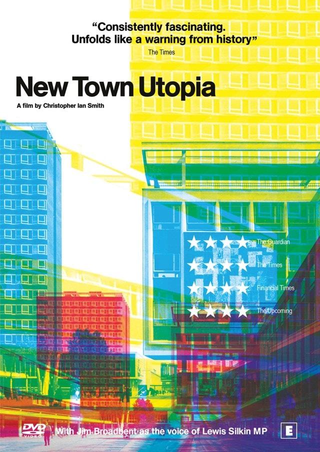 New Town Utopia - 1