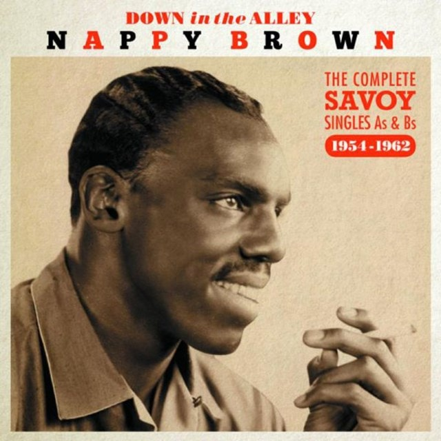 Down in the Alley: The Complete Singles As & Bs 1954-1962 - 1