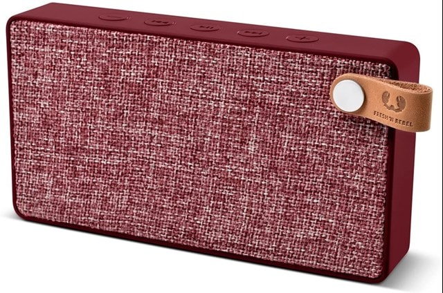 Fresh N Rebel Rockbox Slice Ruby Bluetooth Speaker - 1