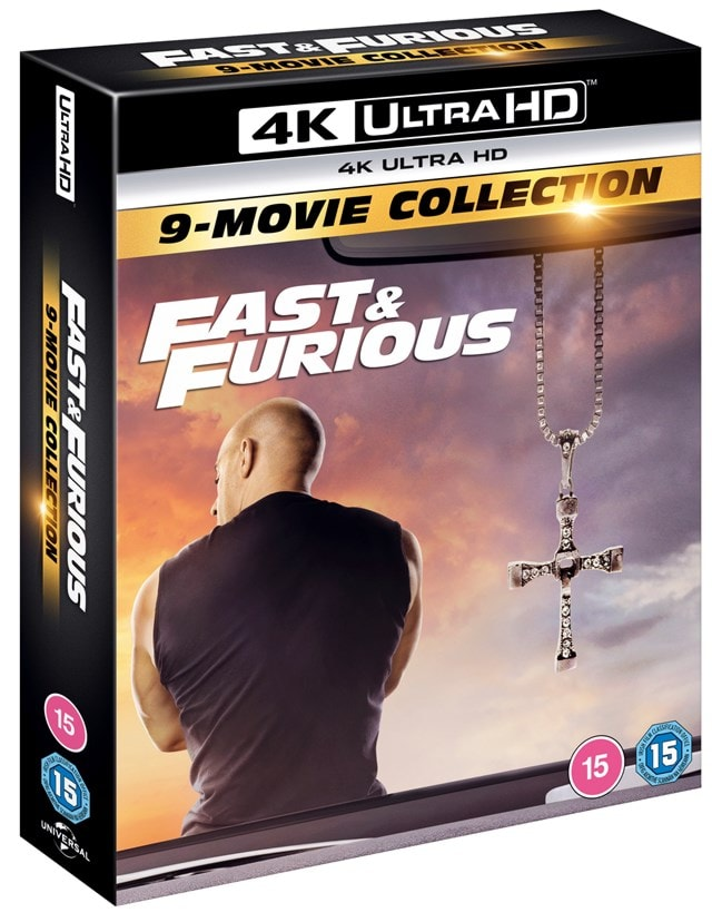 Fast & Furious: 9-movie Collection - 2