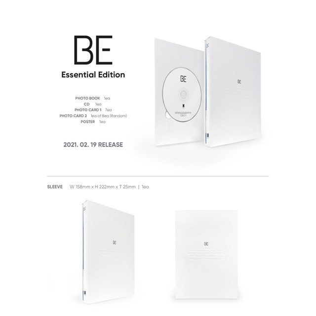 BE (Essential Edition) - 2