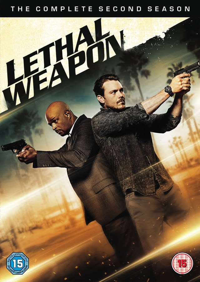Lethal Weapon: The Complete Second Season - 1