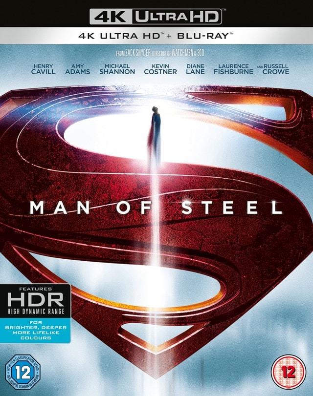 Man of Steel - 1