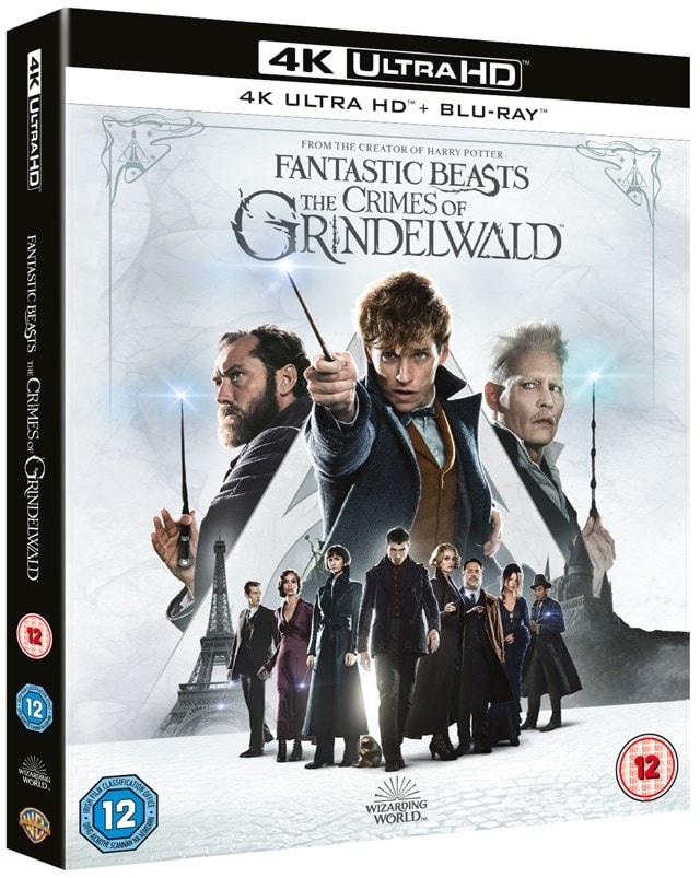 Fantastic Beasts: The Crimes of Grindelwald - 2