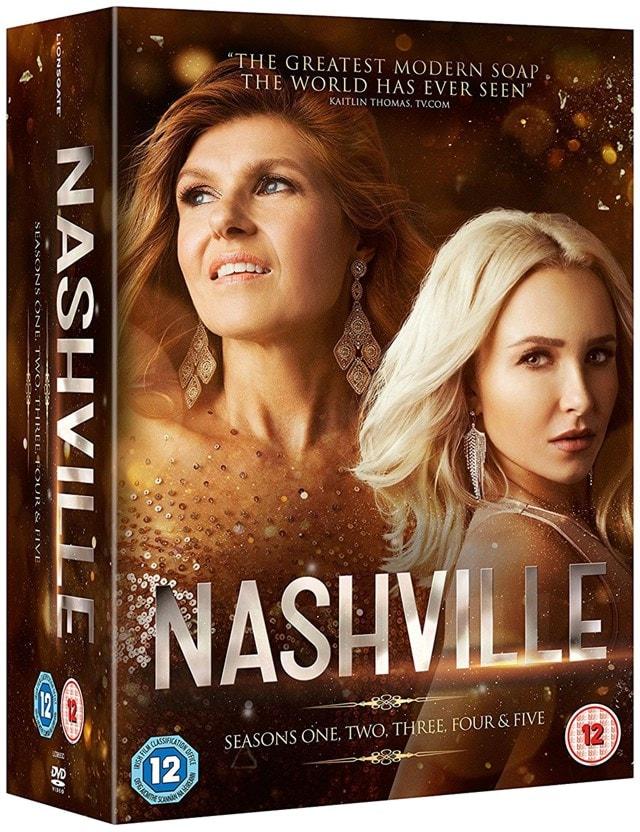 Nashville: Complete Seasons 1-5 - 2