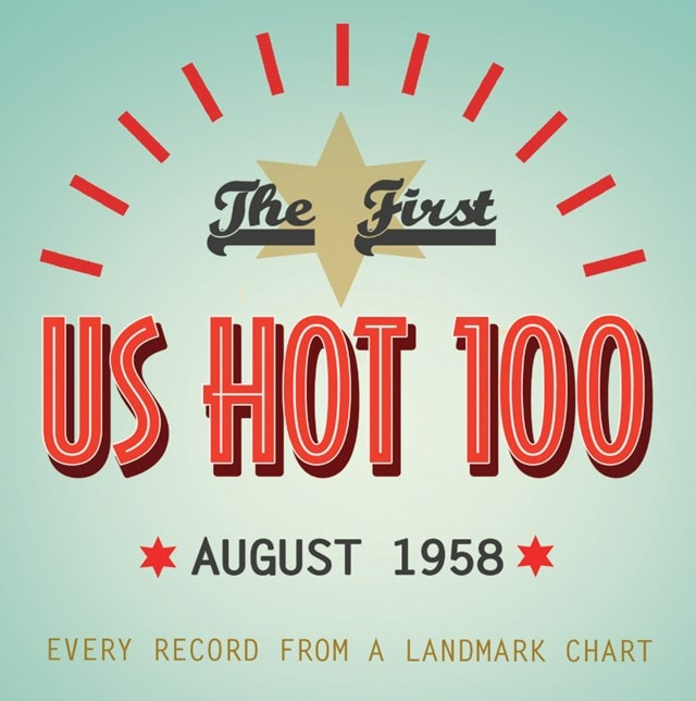 The First US Hot 100: August 1958: Every Record from a Landmark Chart - 1