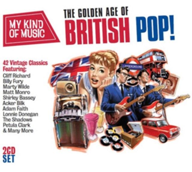The Golden Age of British Pop! - 1