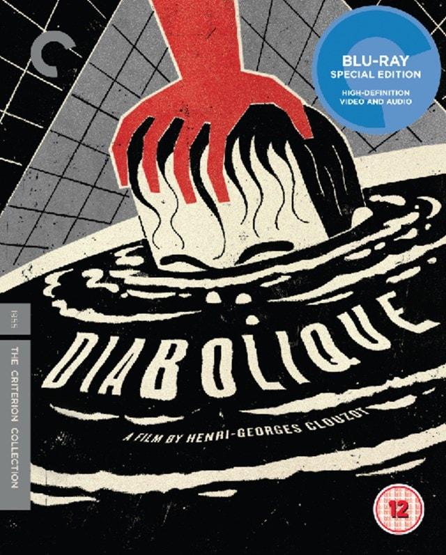 Les Diaboliques - The Criterion Collection - 1