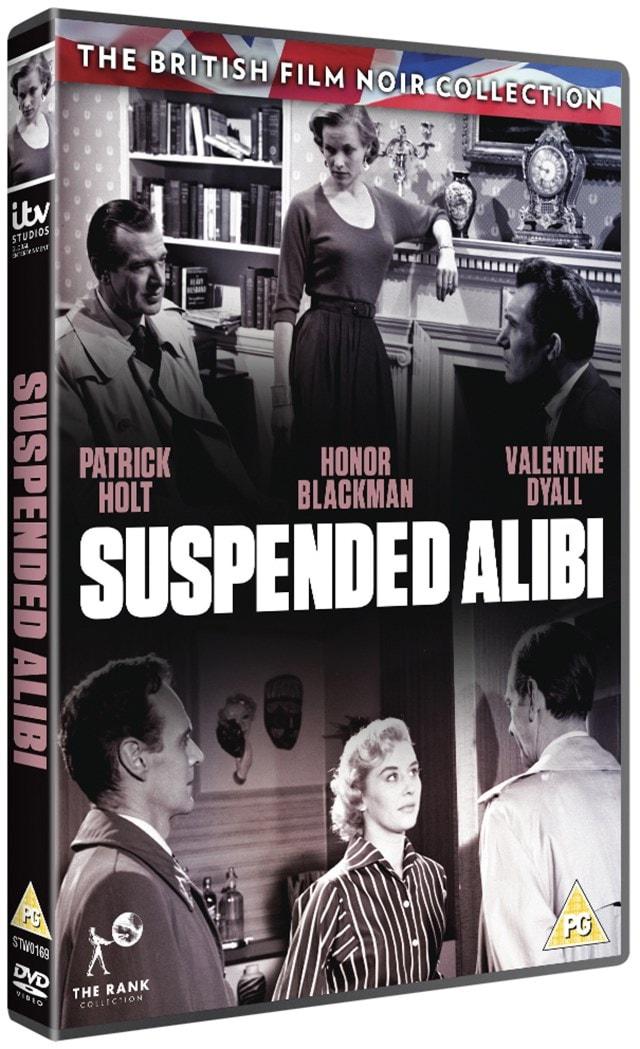 Suspended Alibi - 2