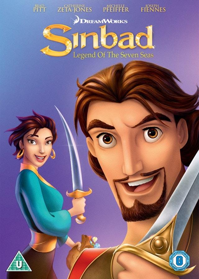 Sinbad: Legend of the Seven Seas - 1