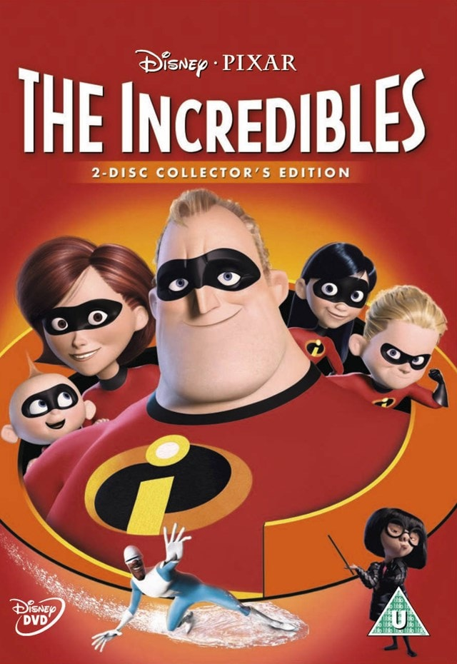 The Incredibles - 3