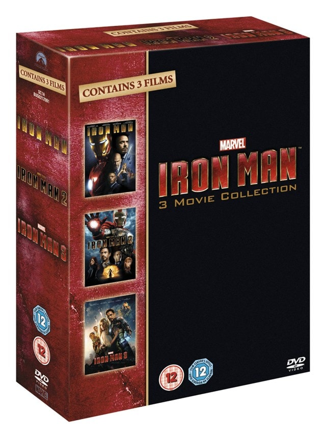 Iron Man 1-3 - 2